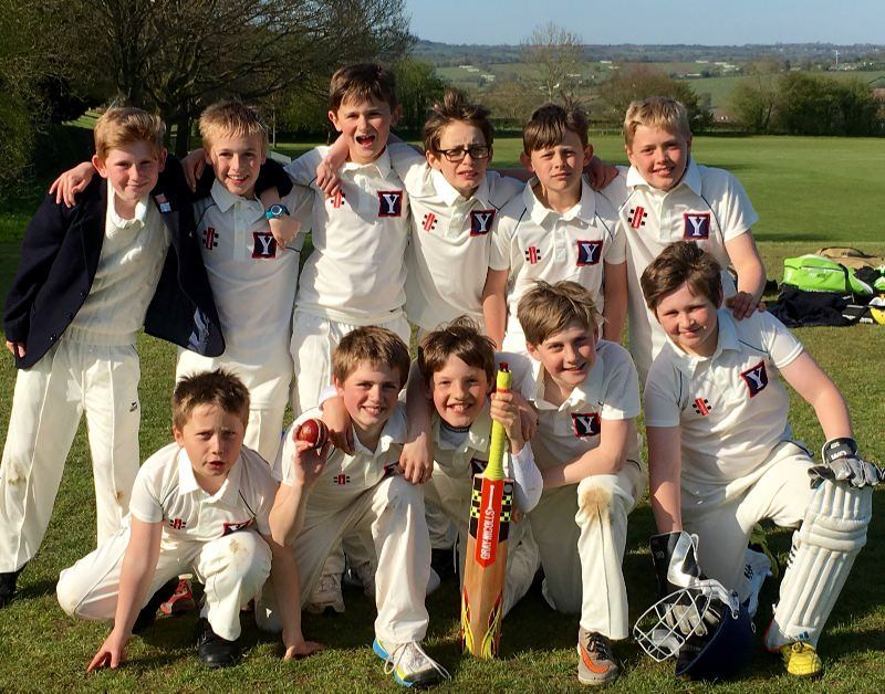 Cricket 2 May U11