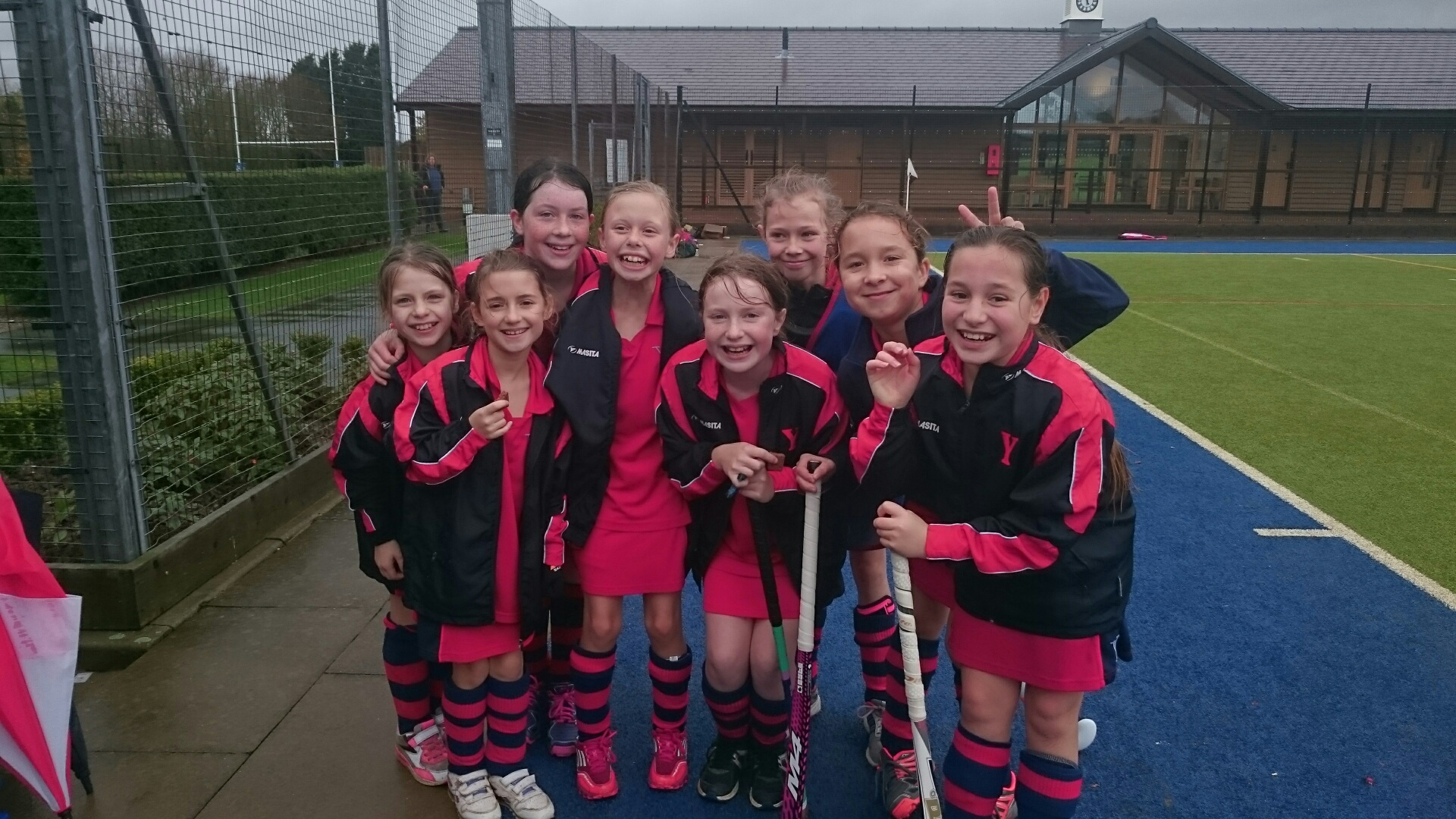 Denstone Hockey Tournament 7 November