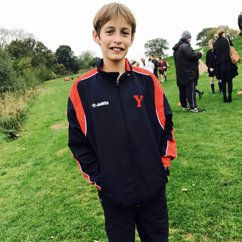 Jamie Betteley Cross Country Oct 2017