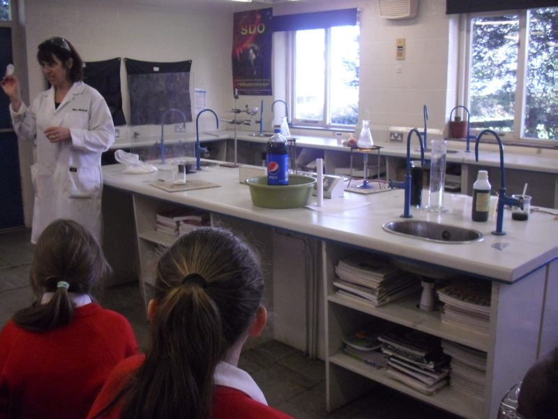 Science Experiment and Form 5 Trip to Stone 001