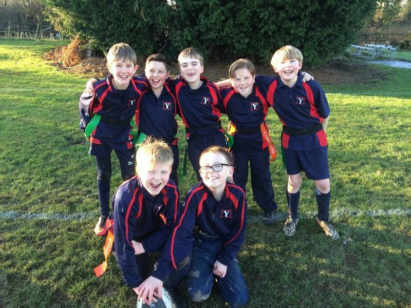 U10 Rugby v Shrewsbury High Prep 25 Jan