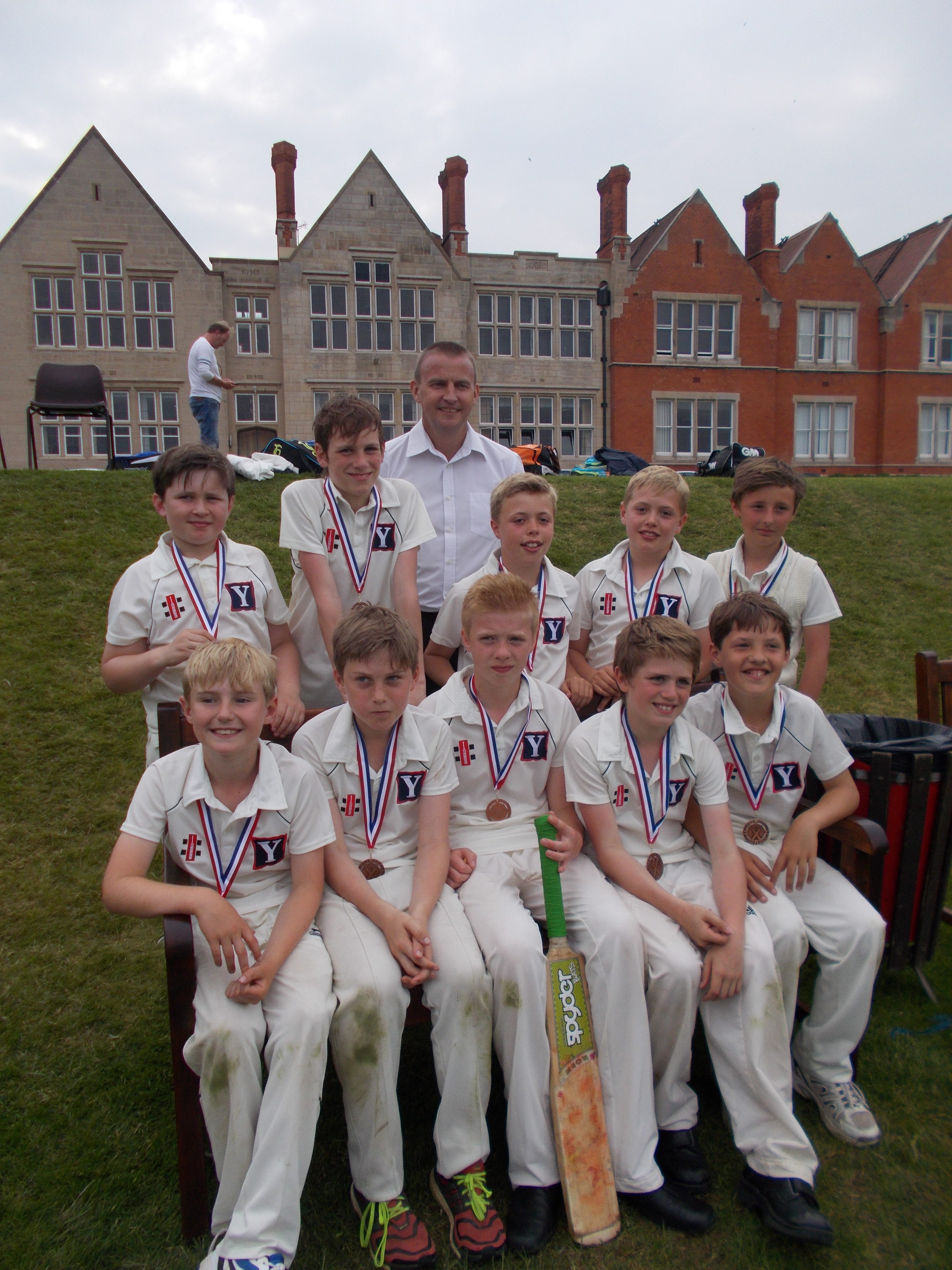 U11 Cricket Donald Carr Trophy 002