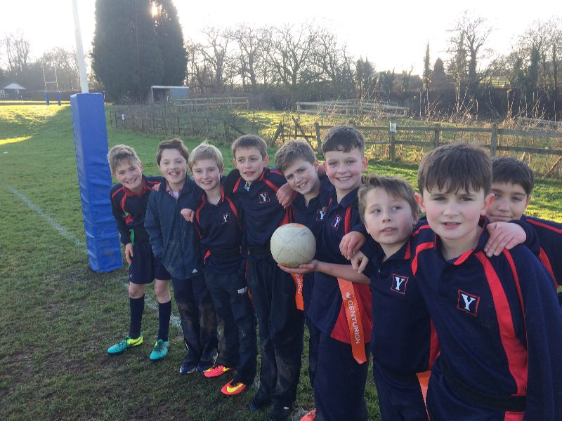 U11 Football v Shrewsbury High Prep