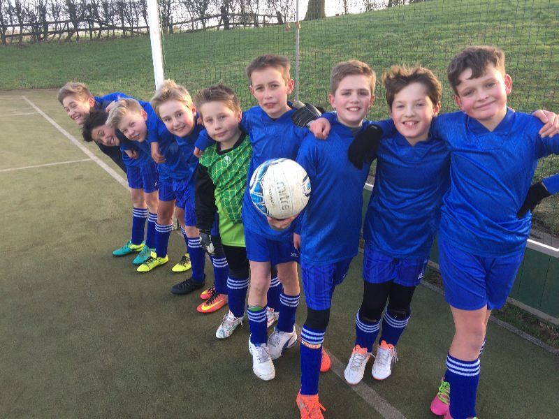 U11 Football v Stafford Prep 11 Jan 2017