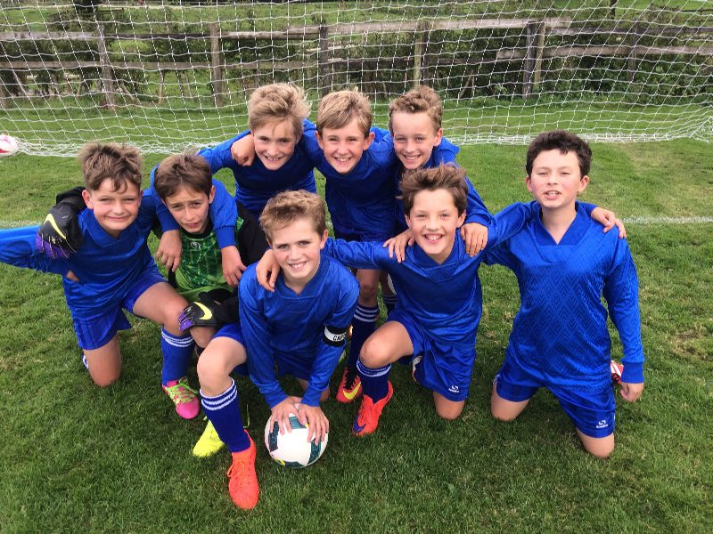 U11 Football v The Old Hall 20 September