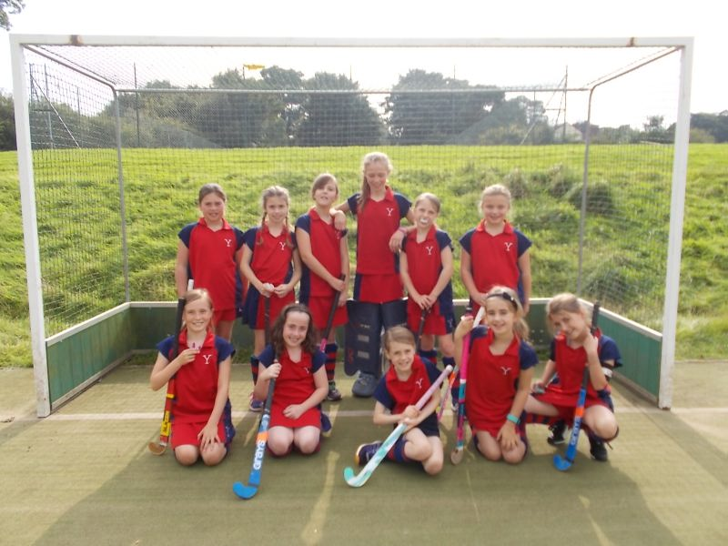 U11 Hockey v Shrewsbury High Prep