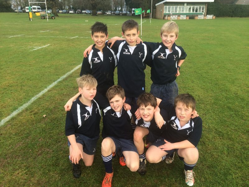 U11 Rugby v Birchfield 1 Feb 2017