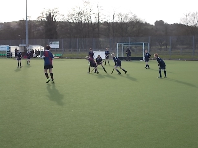 U13 Boys Hockey v St Anselms 002