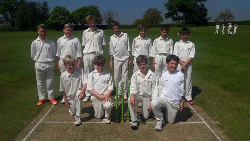 U13 Cricket v Birchfield