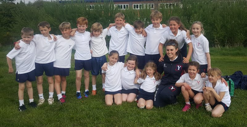 U8  U9 Cross Country 2nd May