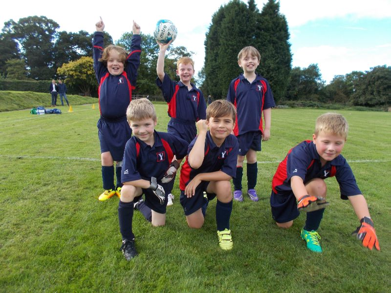 U8  U9 Football v Old Hall 002