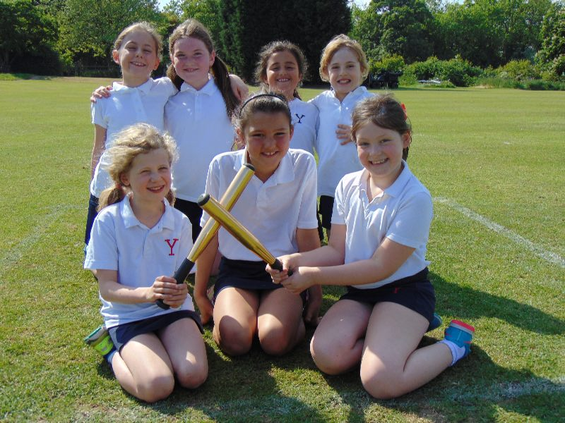 U9 Girls Rounders 23 May 2018